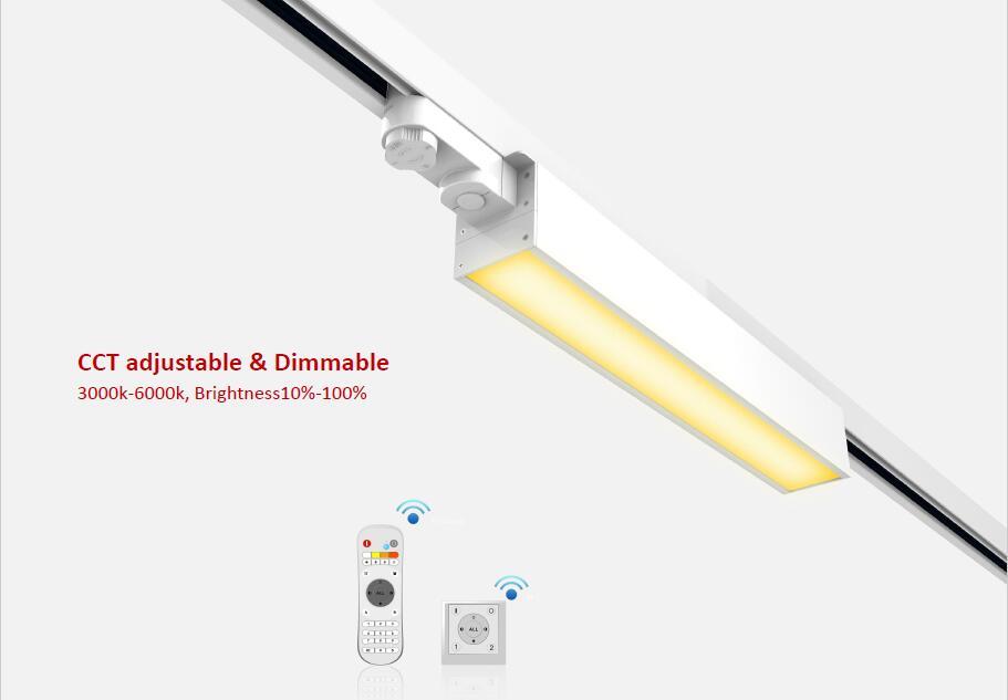 Linear Track Light