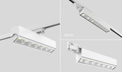 Rotatable Linear Track Light