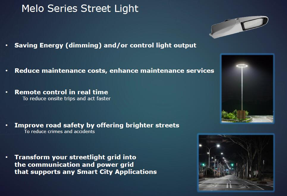 Melo IoT Street Light