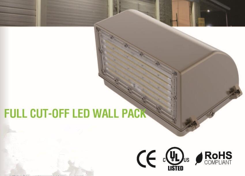 UL · CE Wall Pack