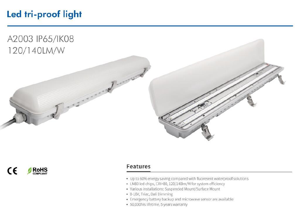 Tri-prood Light (Vapor Tight)