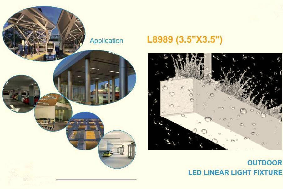 IP66·IK10 Linear Light-L8989