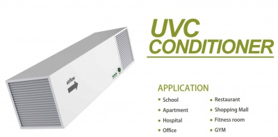 UVC Air Conditioner (254nm)