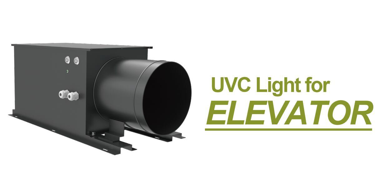 UVC Elevator Sterilization (254nm)