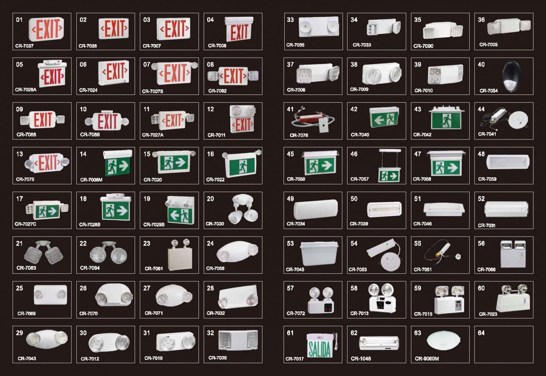 cUL Emergency Light
