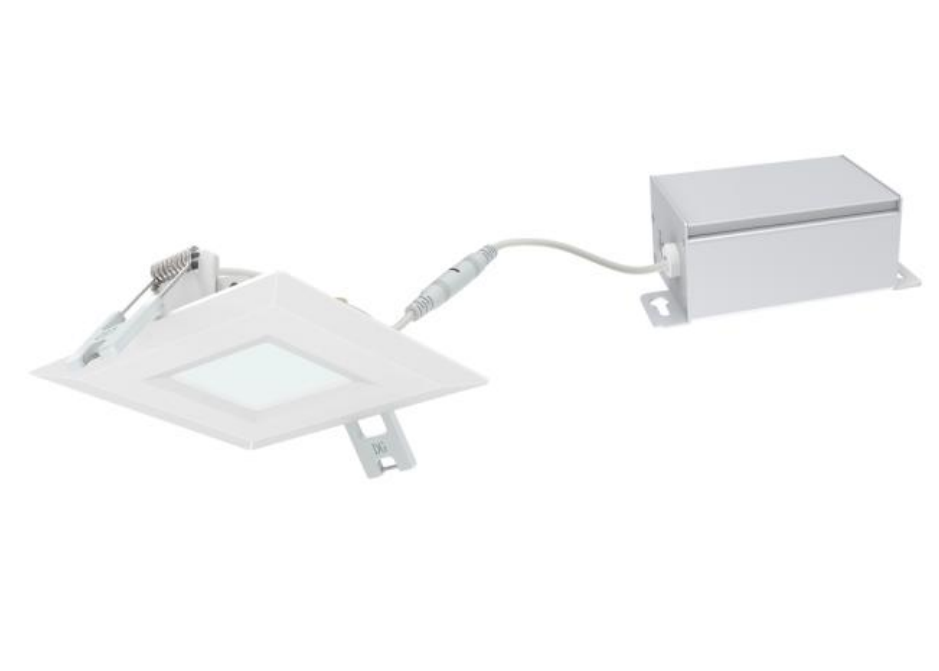 ETL 3'' Round·Square Panel Light