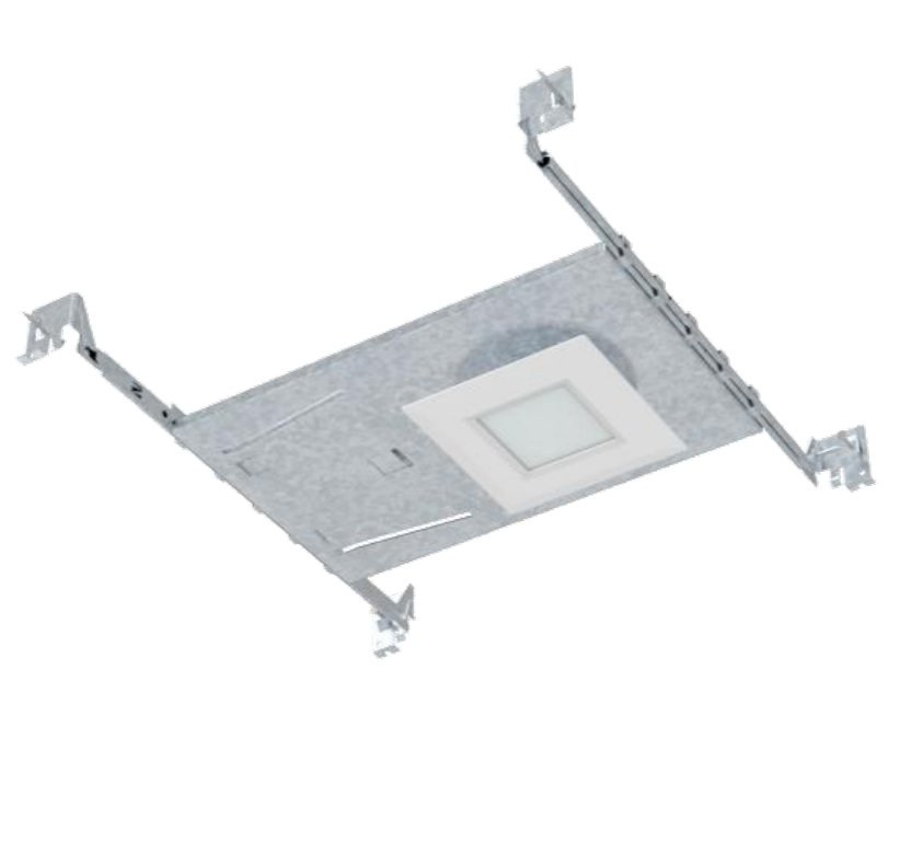 ETL 4'' Round·Square Panel (can)