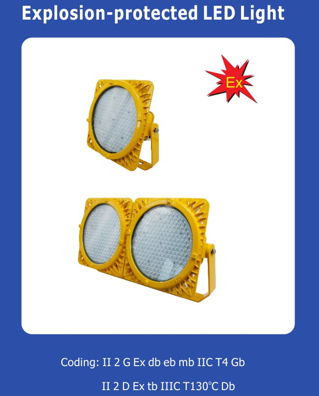 Z1·Z2 Explosion-proof Light