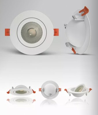 Ajustable RGBW Downlight (Tuya)