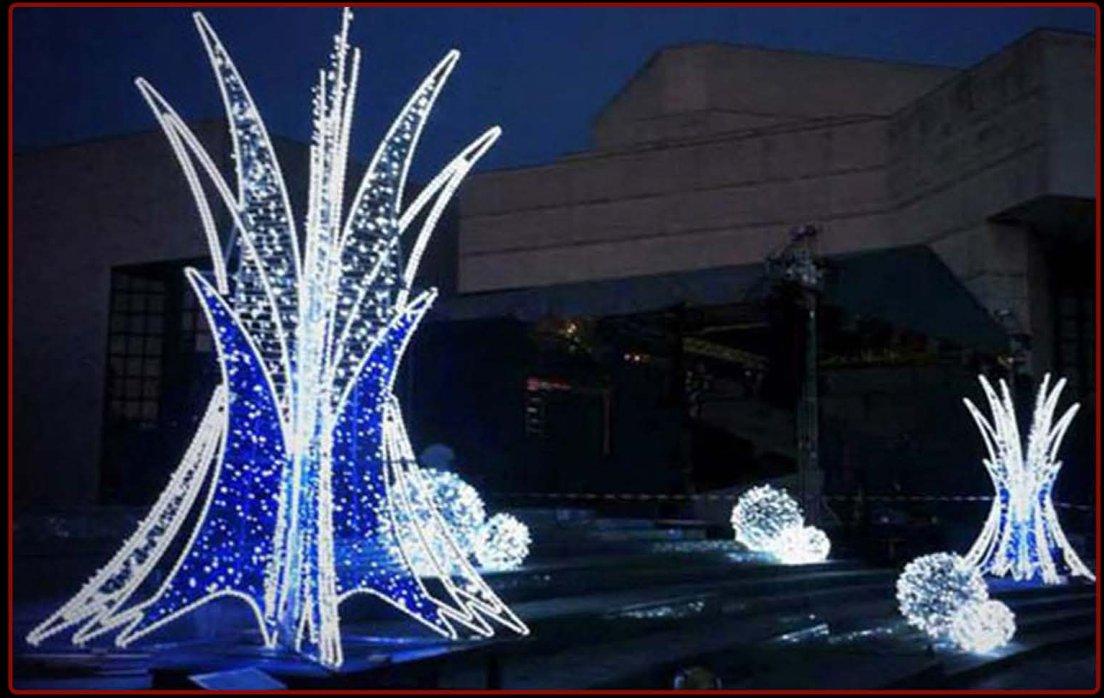 Deco Christmas Lamp