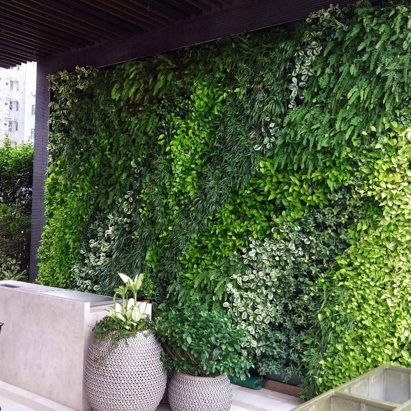 HydroFalls绿墙宝