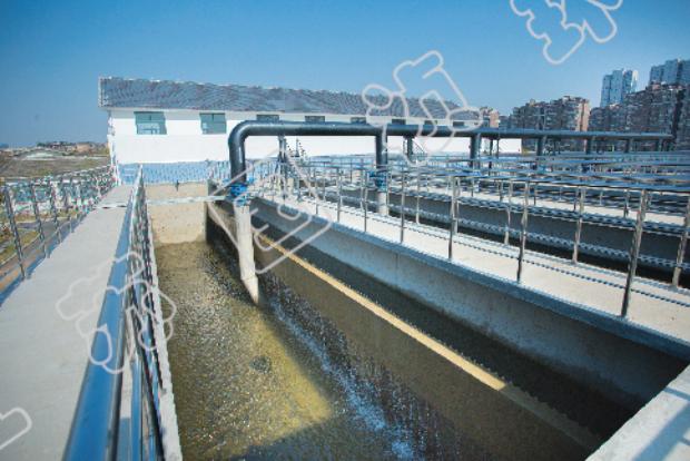 铜陵新民污水处理厂 100000吨/天