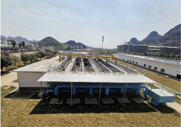 桂林市临桂新区污水处理厂 60000吨/天