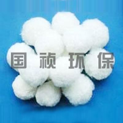 高效改性纤维球滤料