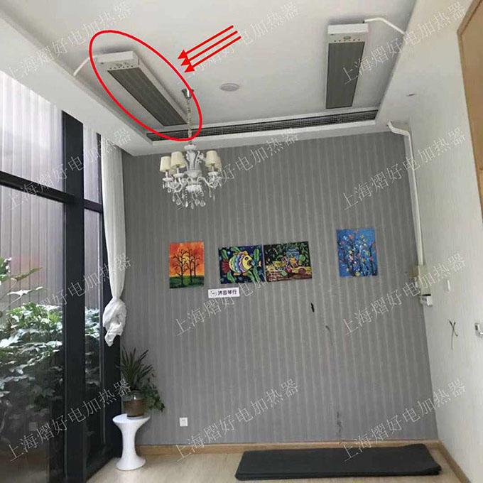 高温瑜伽加热设备苏州瑜伽馆上海熠好远红外加热设备