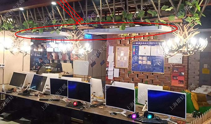 网吧电采暖 远红外加热 煤改电 电暖器 高温加热辐射板