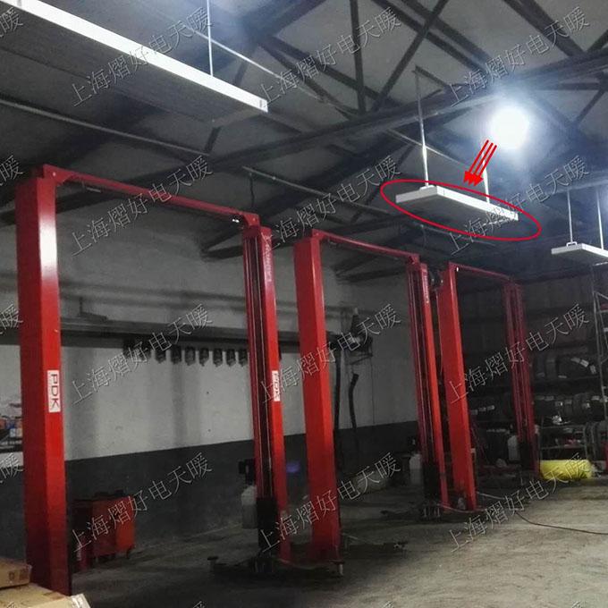 修理厂取暖设备/高大不保温空间