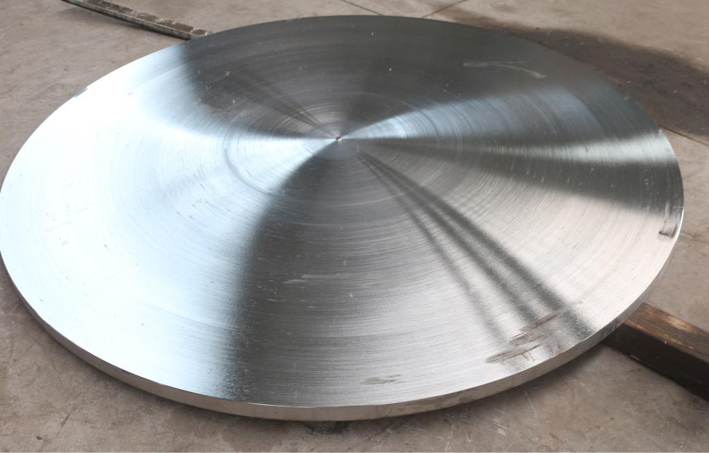 Titanium Clad Plate