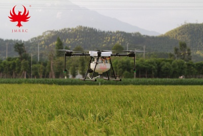 JMR-V1200HZ 10kg payload Agricultural spraying drone with old 10L tank