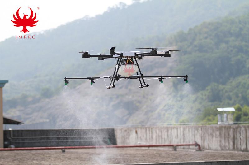 JMR-V1200 6-rotor 10KG payload Umbrella Folding Agricultural UAV Drone