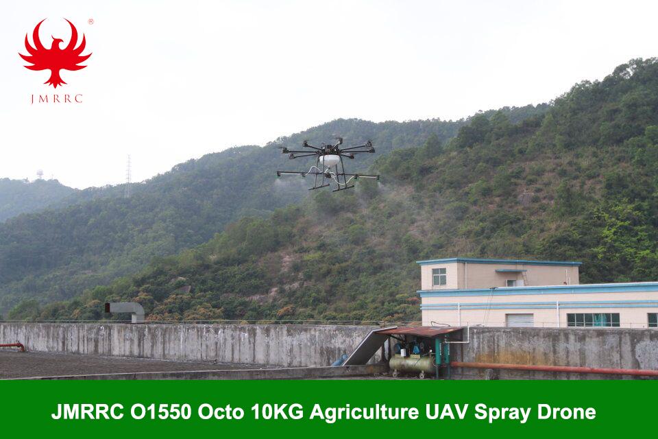 JMR-O1550 Octo 10KG Agriculture UAV Spray Drone