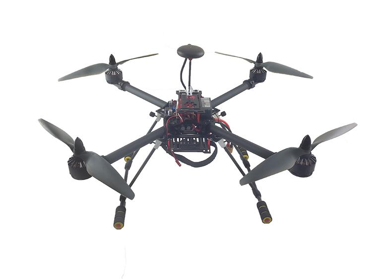 Quad 400mm Ready-to-fly UAV Drone