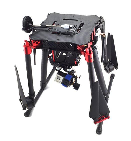 Quad 700mm Inspection Camera Ready-to-fly UAV Drone