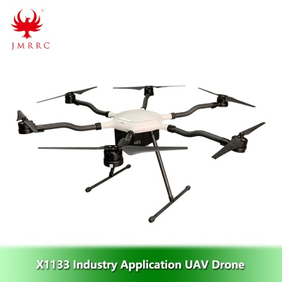 X1133 Security Patrol Drone With Camera Industry Application Drone