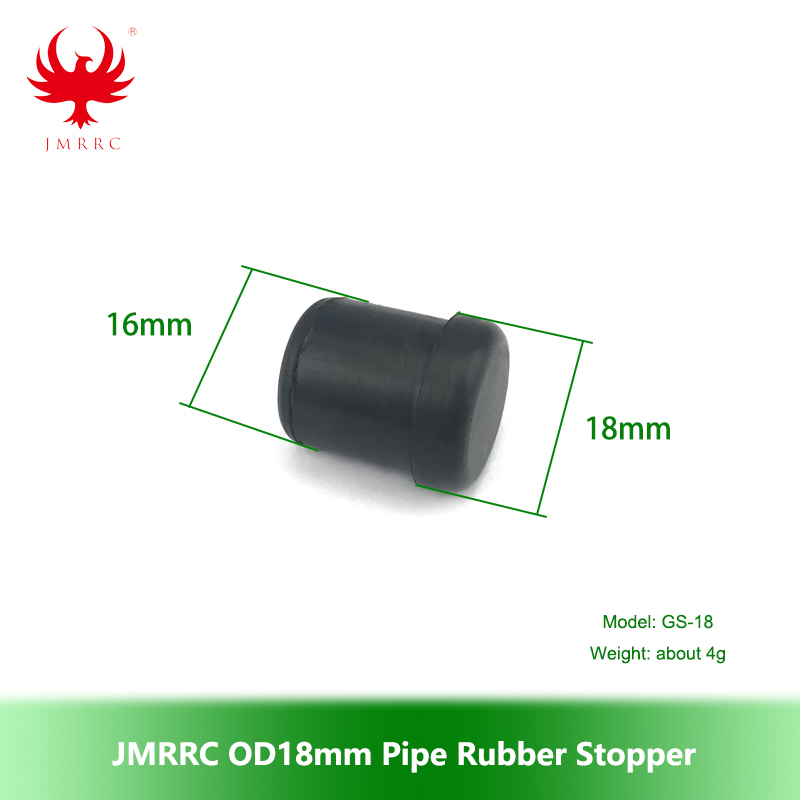 OD18mm Pipe Rubber Stopper