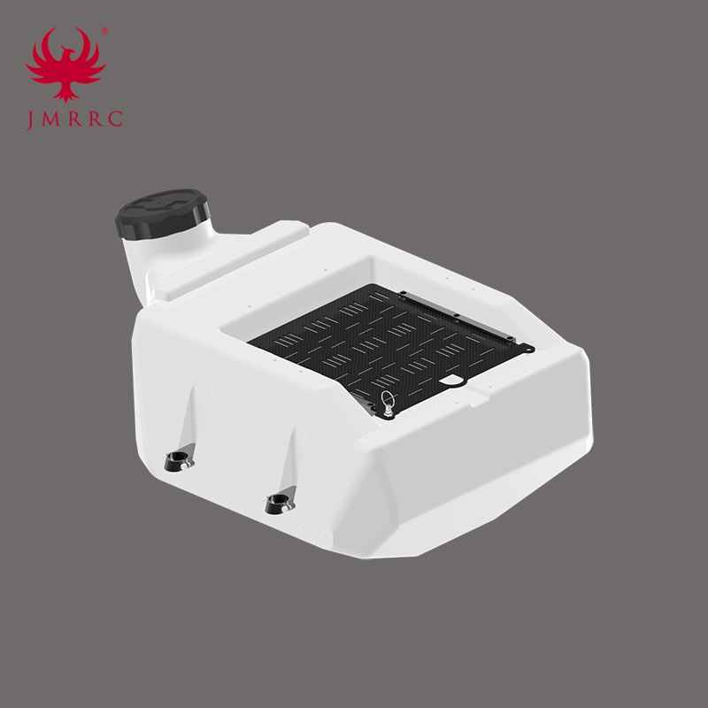 16L Water Tank/ 16KG Pesticide Liquid Tank for Agriculture UAV Drone Using