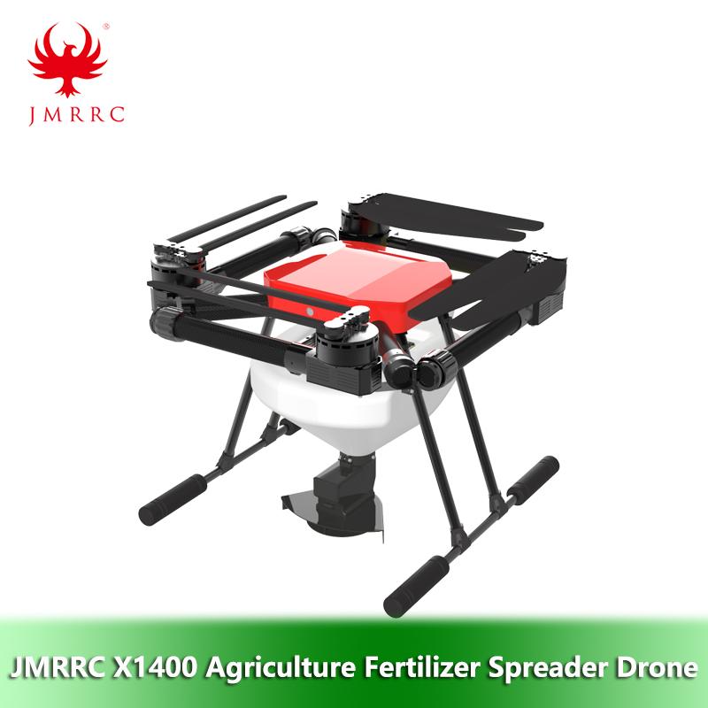 X1400 12.5L Agriculture Fertilizer Spreader Drone