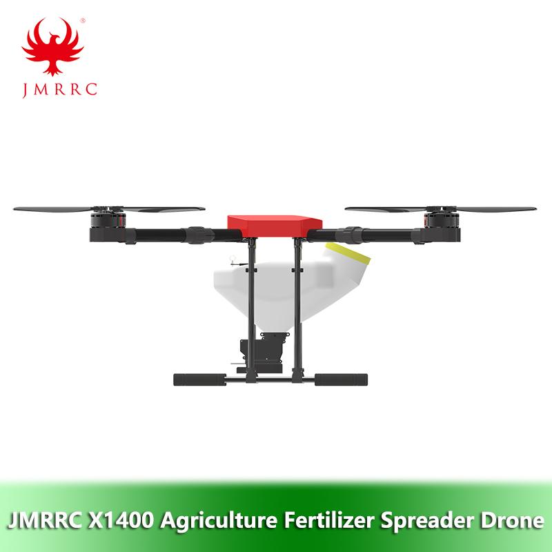 X1400 12.5L Agriculture Fertilizer Spreader Drone Platform