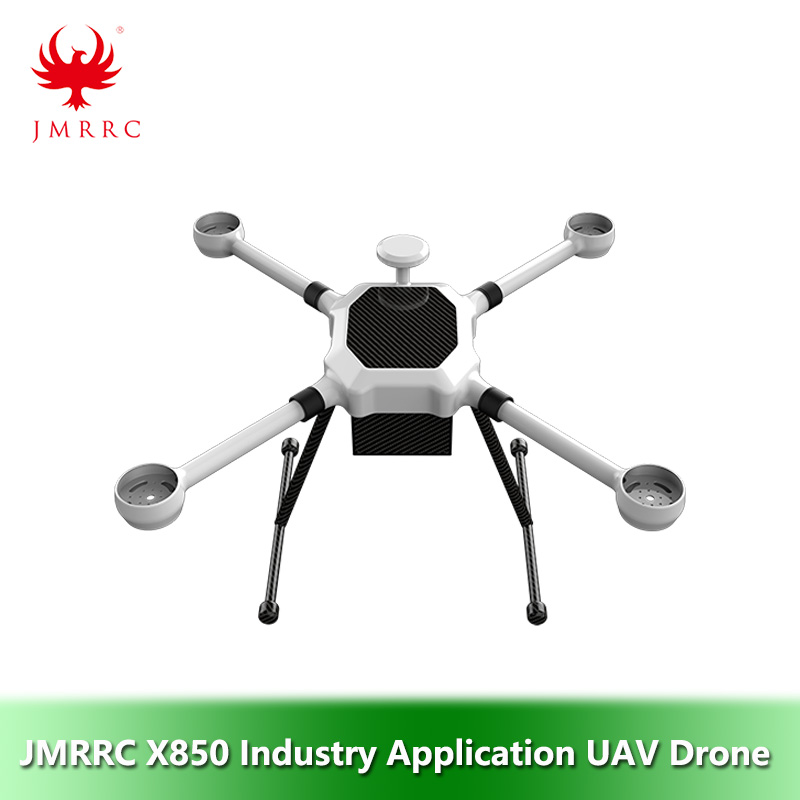 X850 Industrial UAV Drone Aerial Drone Mapping Surveying Security Use Drone with fpv hd camera