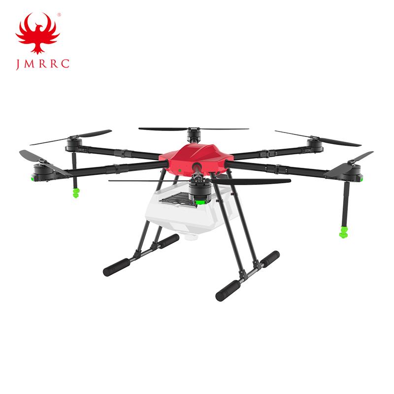 V1250HZ  10KG mini Agricultural Drone AG Farming Crop Spray Drone