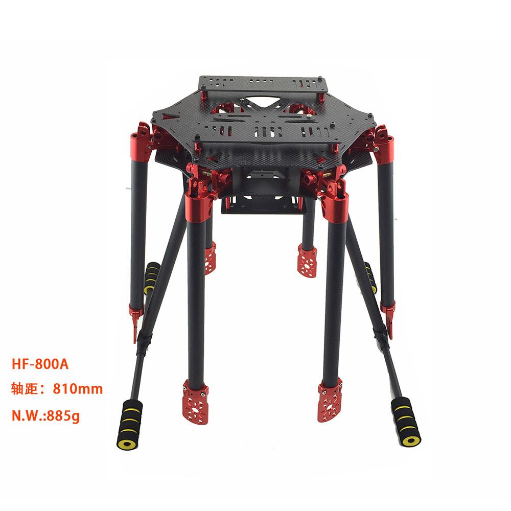Hexa 820mm Folding Frame Kit