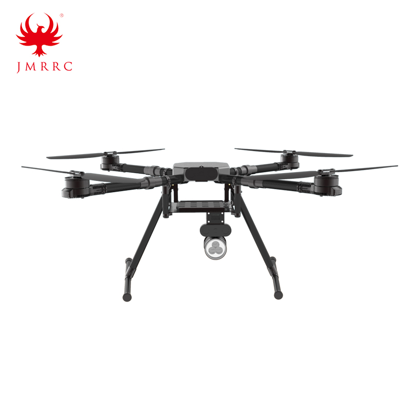 X1100 Quadcopter Drone Fame Long Flight Rescue Patrol Drone with Searching Light
