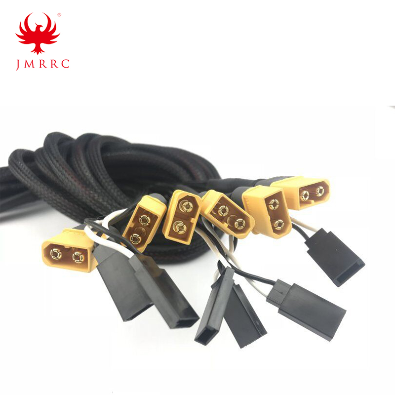Extension Signal Wire for UAV Drone, ESC Cable