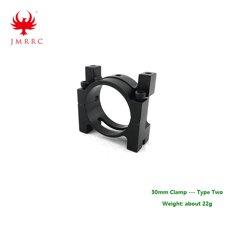30mm Aluminum Clamp