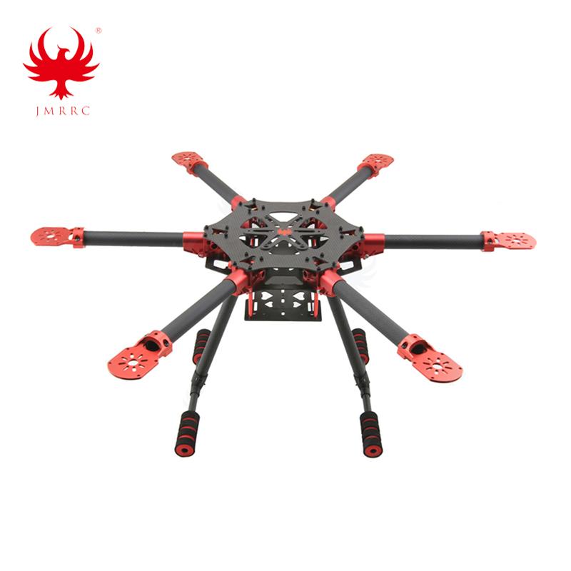 Hexacopter HF-700/750mm Frame Kit with Landing Gear