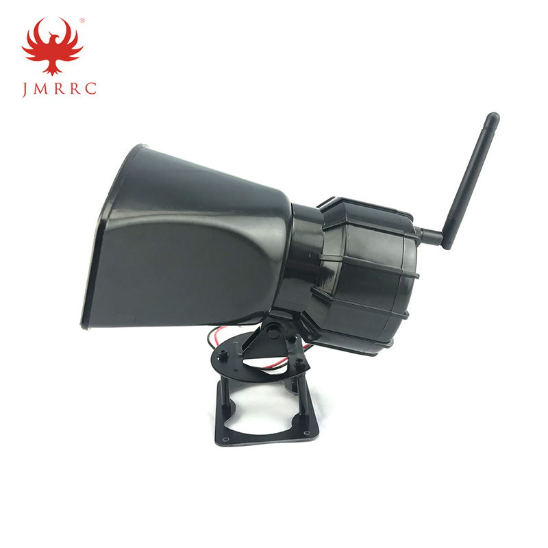 Wireless Megaphone for UAV Drone Recordable Drone Wireless Megaphone