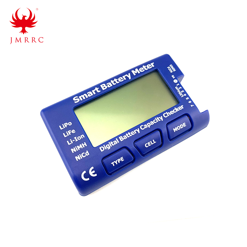 5 in 1 Smart Battery Meter Tester with Balancer Discharge