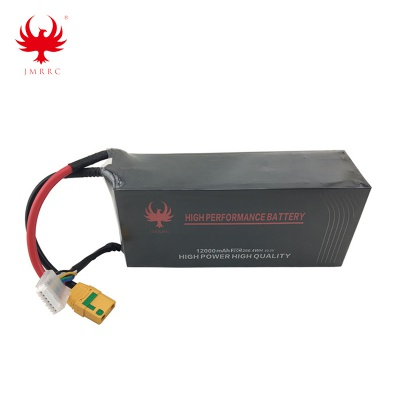 6S 12000mAh 22.2V 20C Lipo Battery