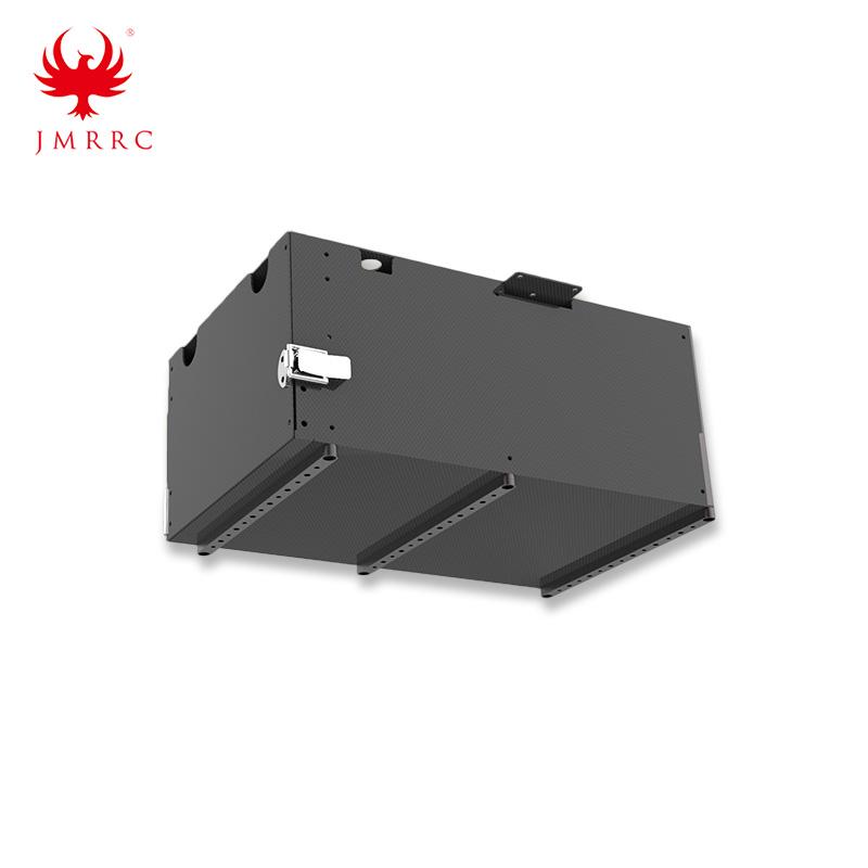 Drone Battery Carbon Fiber Holder Lipo Battery Mount Plate
