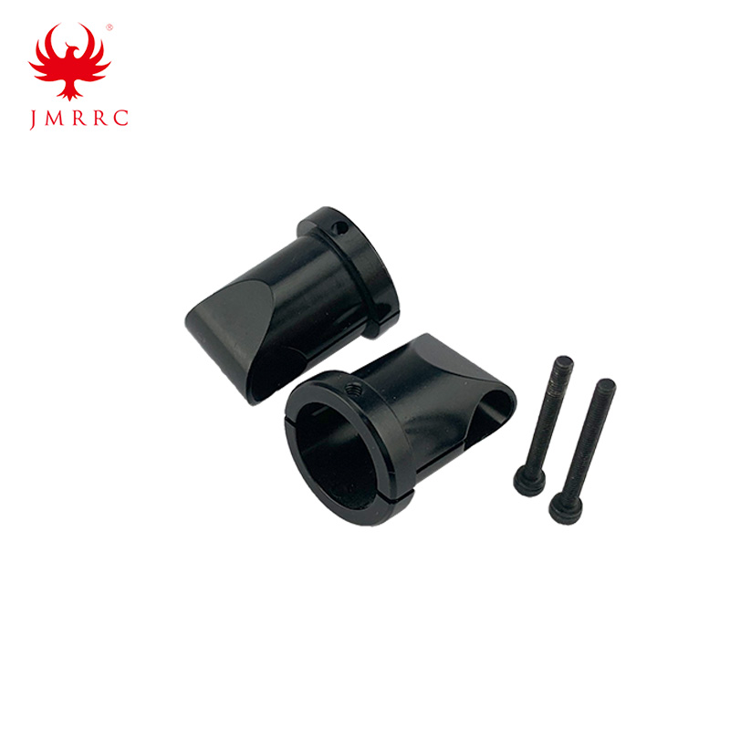 T-shape Landing Gear Tee Joint 16mm-10mm Tripod Connector Carbon Fiber Pipe Alloy Tube Joint