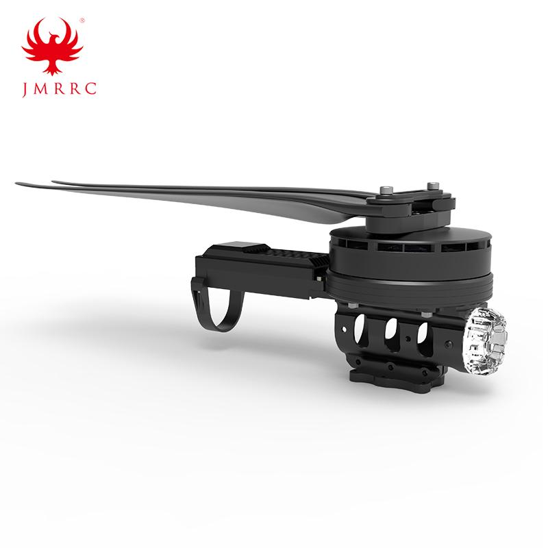 M8 Power System DIY 8318 Brushless FOC Motor 120A ESC 32120 Folding Propeller 16L/20L Spray Drone