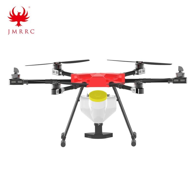 V1250HZ 12.5L Agriculture Fertilizer Spreading Hexa Drone frame pesticide spraying drone fertilizer