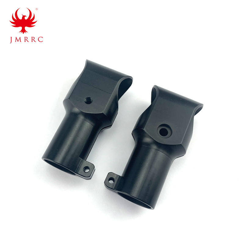 OD18-20mm Tripod Tee Joint Pince Deck Landing Gear Carbon Tube Three-way Fixed Mount Connector
