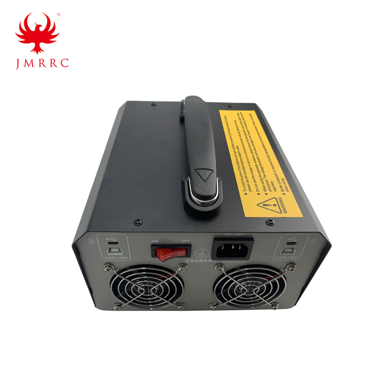 SKYRC PC1080 Lipo Battery Charger 1080W Dual Channel Charger Agricultural Spraying Drone