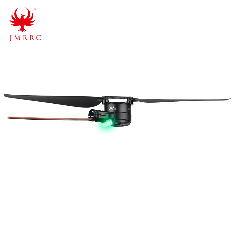 Hobbywing X8 FOC Power System 3090 Propeller for 30mm/35mm/40mm Carbon Tube Agricultural Drones
