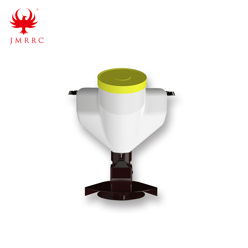 13L Agriculture Drone Spreading System Seed Fertilizer Bait Particle Spreader for 10L Spraying Drone